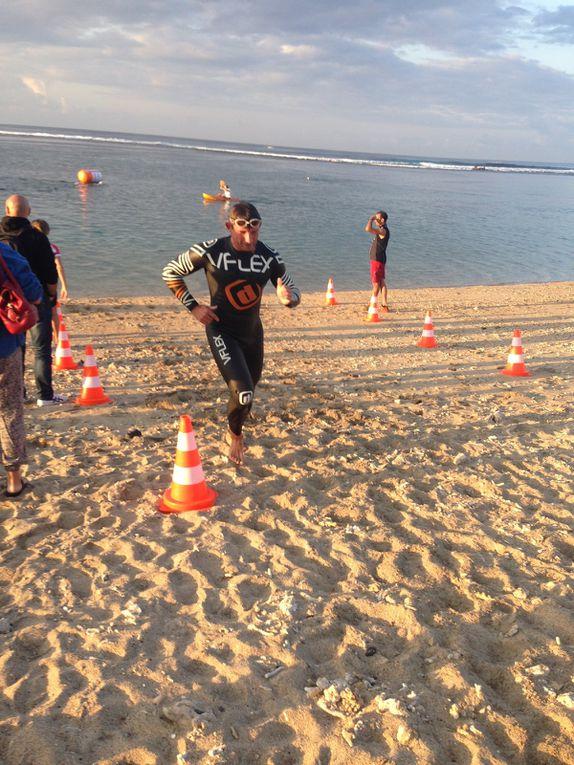 Et 1, et 2, et 3…CAPTRAIL se met au Triathlon !