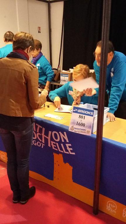 Marathon de La Rochelle 2015, le retour à la competition !