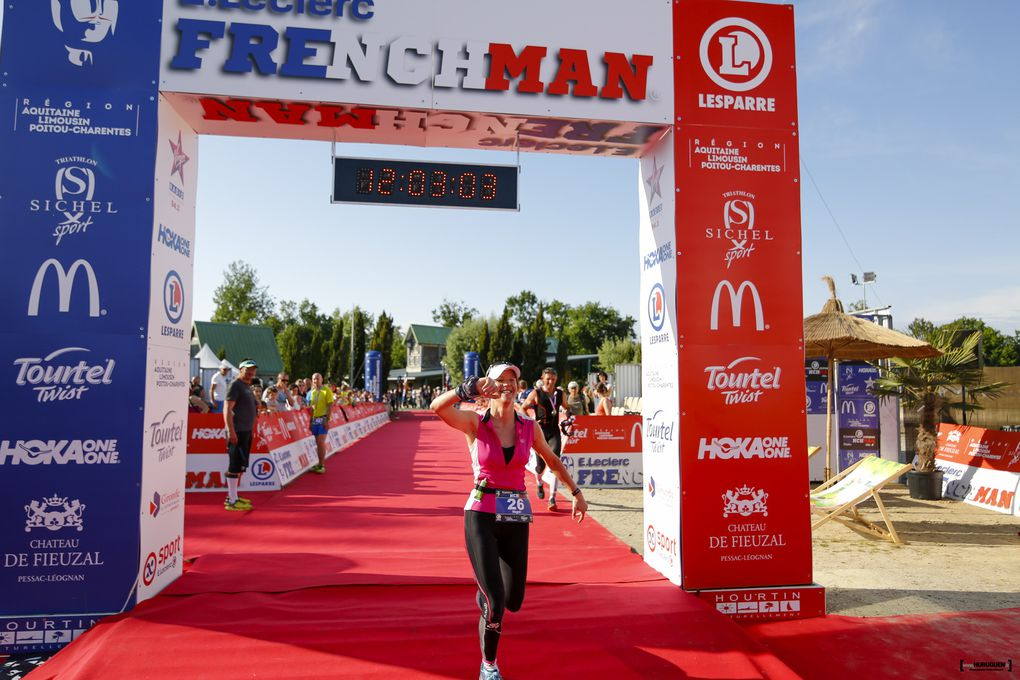 Triathlon FRENCHMAN 2016
