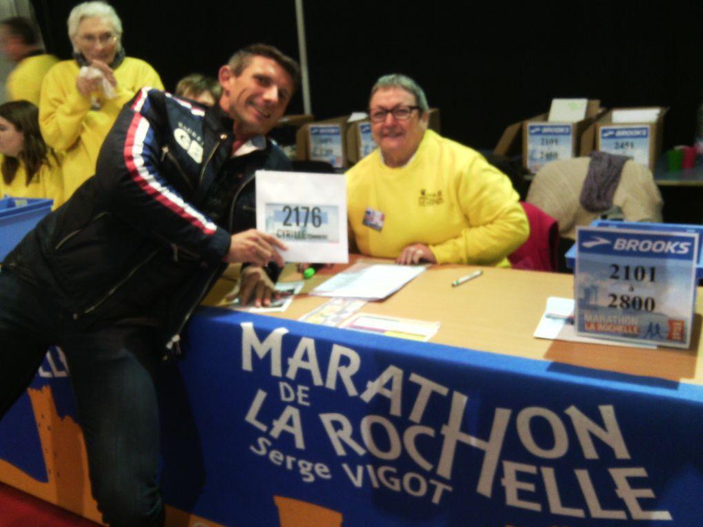Le Marathon, tout bon pour le triathlon !