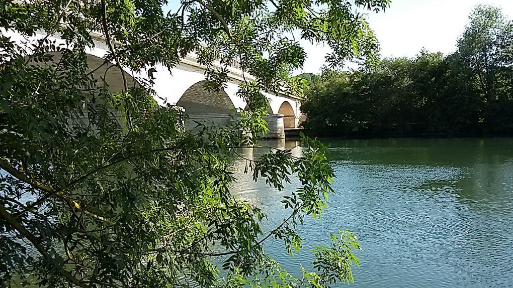captrail triathlon du pont de Sireuil