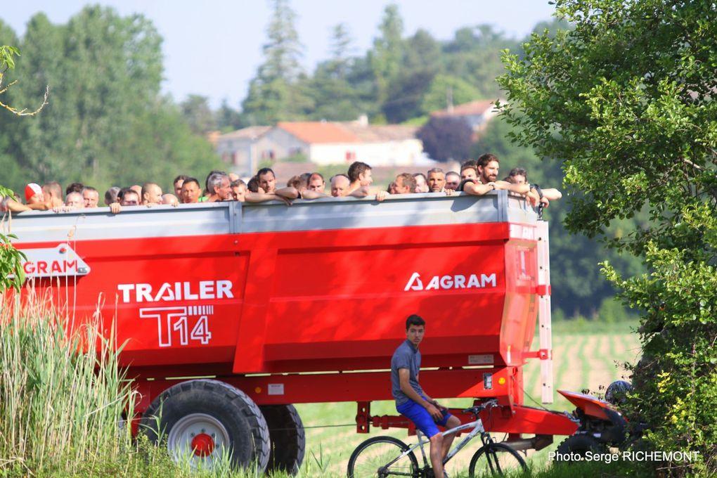 Triathlon de Sireuil, première compétition de la saison