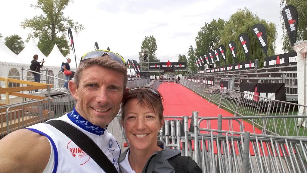 Ironman de ZURICH, vive la Suisse !