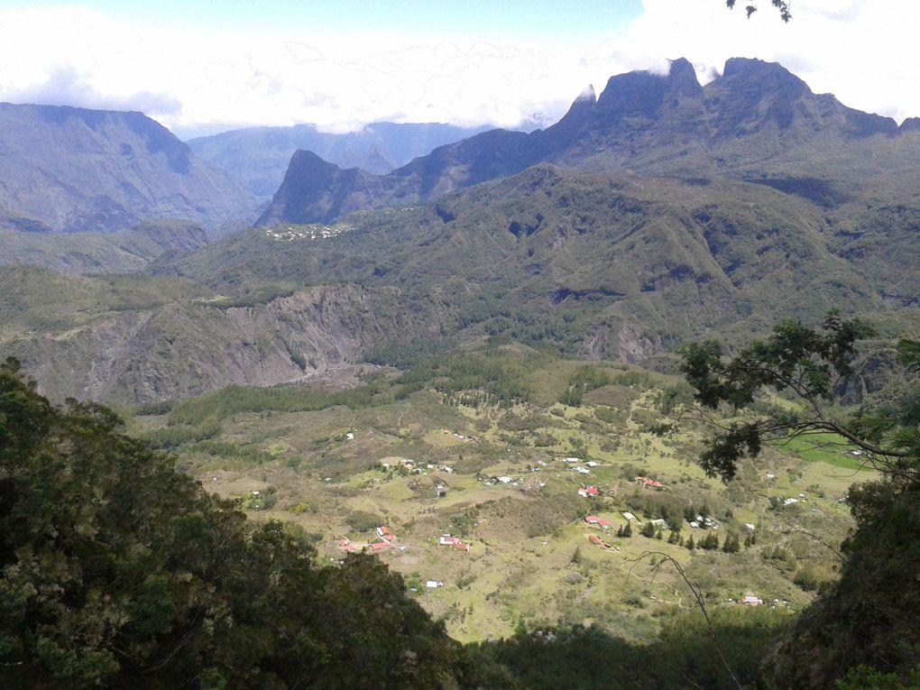 Sortie : Cilaos-col du Taibit