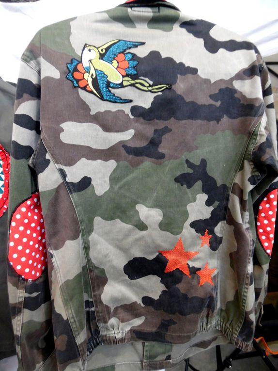 camouflage customisée