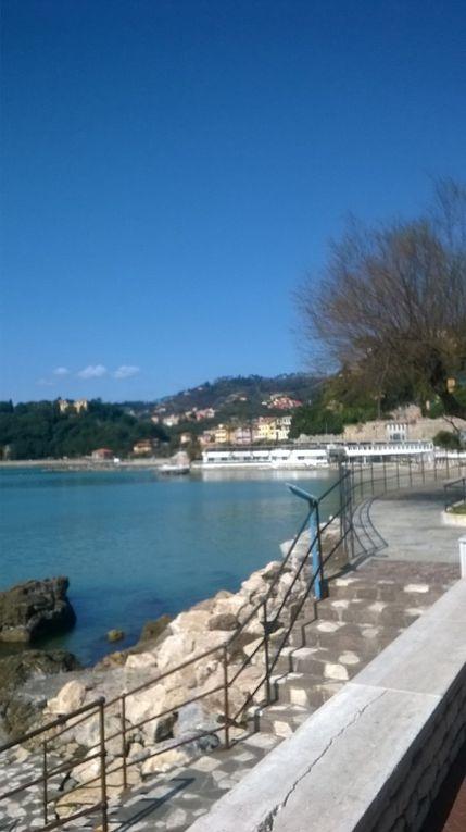 Des nouvelles de Coralie de La Spezia