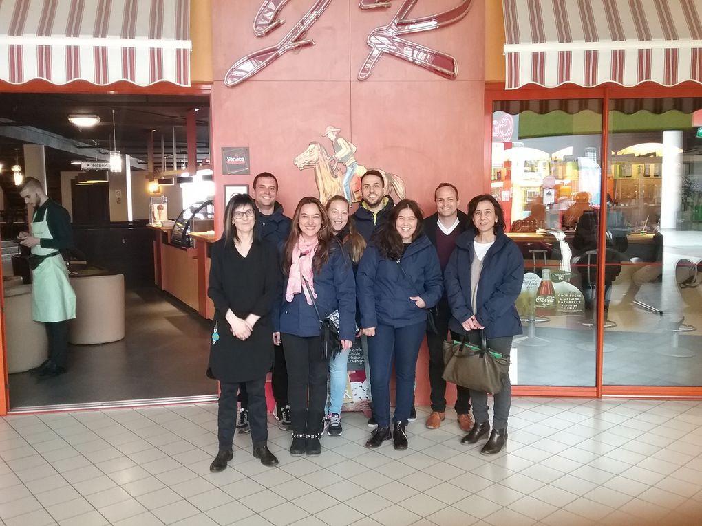 Des étudiants espagnols en stage en Vendée