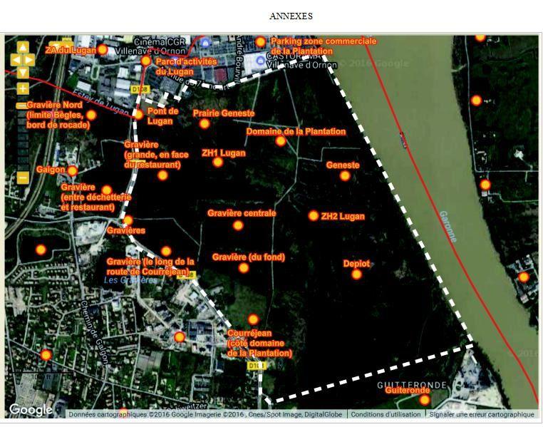 Une journée pour sauver les zones humides, demain samedi 4 février à Villenave d'Ornon pour découvrir le saccage du Domaine de la Plantation: 200ha de zones humides classées Natura 2000 pour aménager un golf et un parc d'affaires...