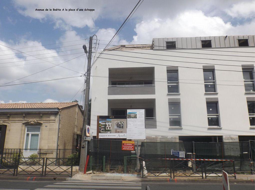 Centre Ville et ses projets urbanistiques et le magnifique projet Avenue Montaigne!