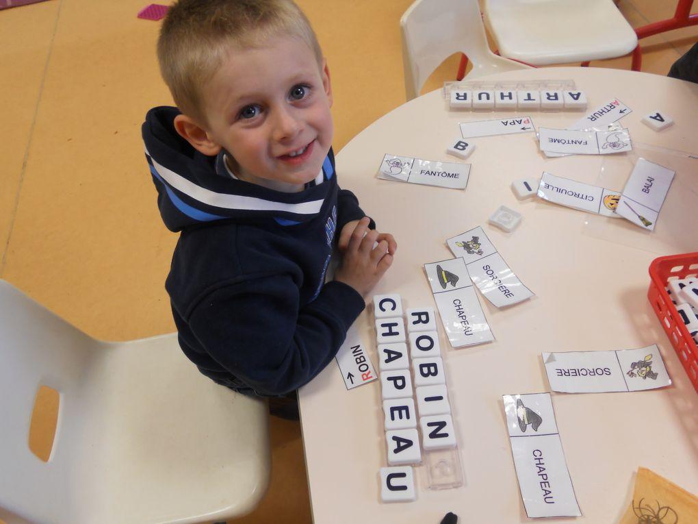 Composer des mots avec des lettres mobiles (MS)