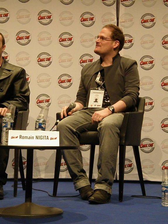 Conférence « Les 50 ans de Doctor Who » à Comic Con Paris jeudi 4 juillet