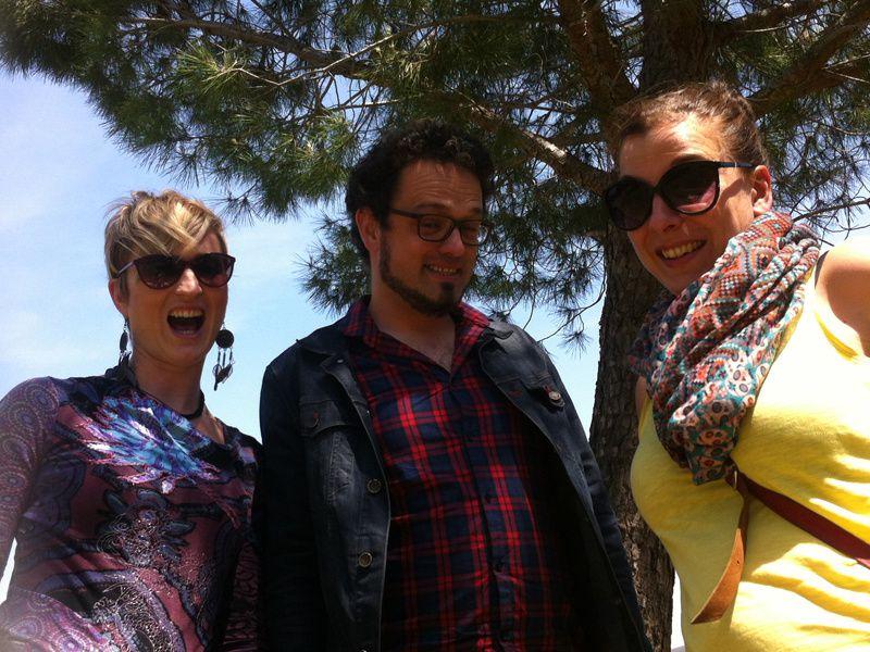 La Cie Songes de retour du festival Luluberlu à Blagnac
