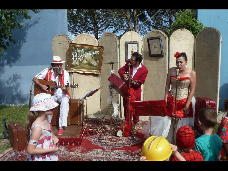 Les Bonumeur vont vous faire guincher à Mâcon ce 2 juillet !