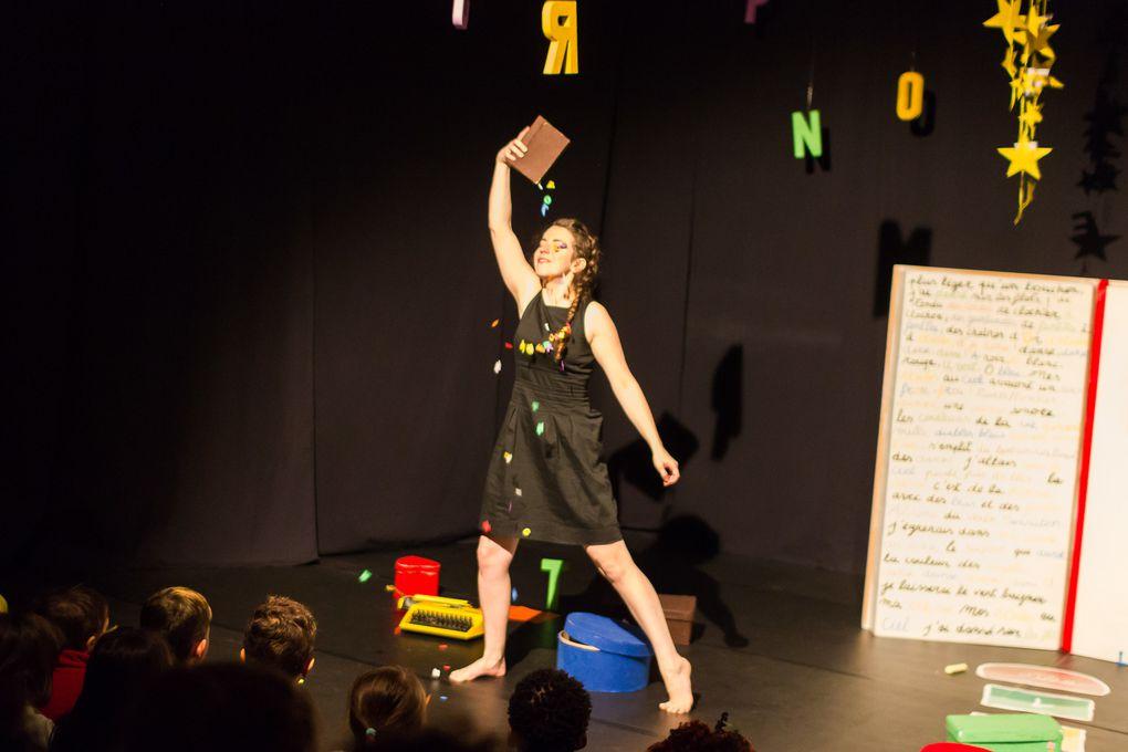 Je Deux Mots, un spectacle poétique et ludique autour du langage !