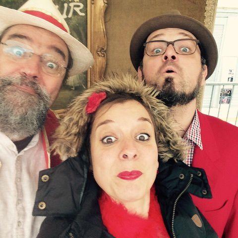 Les Bonumeur de retour de Belley et de son grand carnaval !