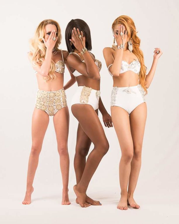 Cindy Barbot, Cathaleya Scott, Marine Blondel