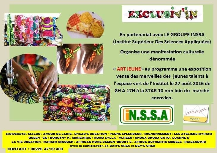 [Manisfestation Culturelle by Exclusiv'In]