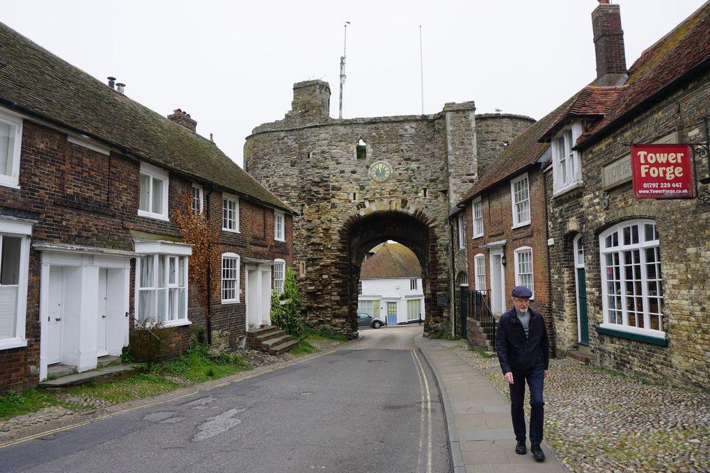 Coquillages, vent et chateaux en ruine : 3 jours printaniers dans le Kent