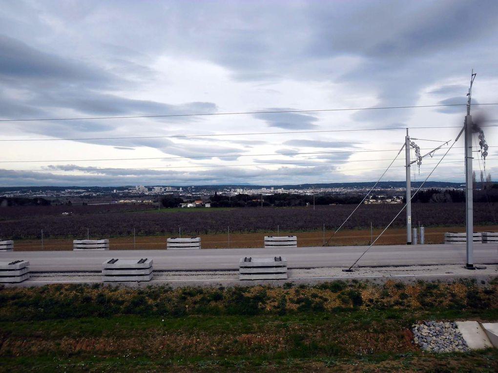 Janvier_Février 2016 - Ligne TGV et alentours