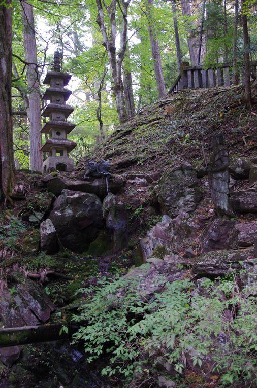Taiyuin-byo Shrine (diaporama)