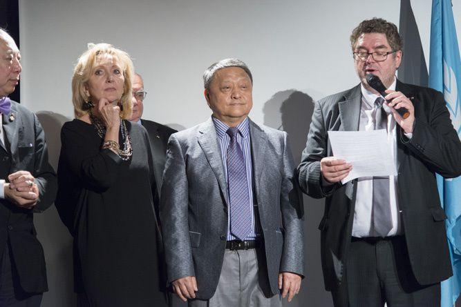 26 septembre 2015 - Espace Pierre Cardin