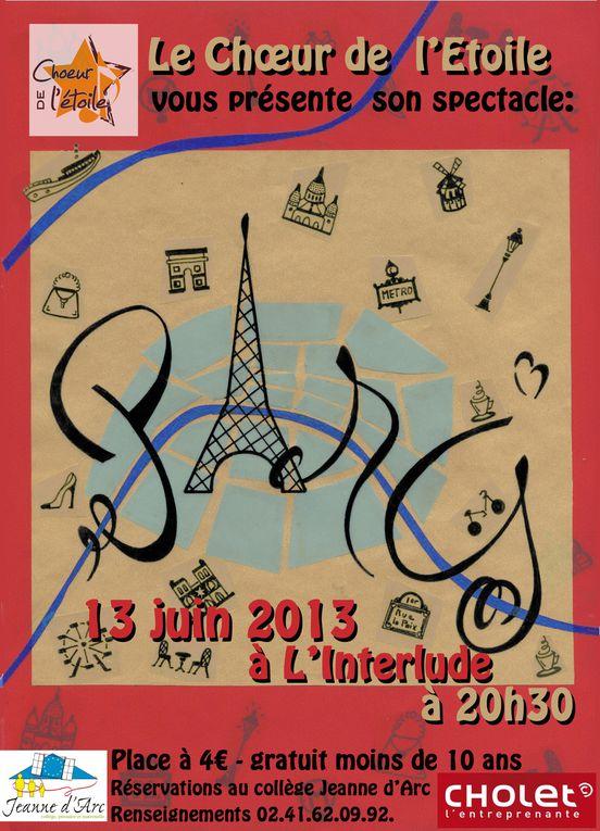 Concert 2013 - Paris