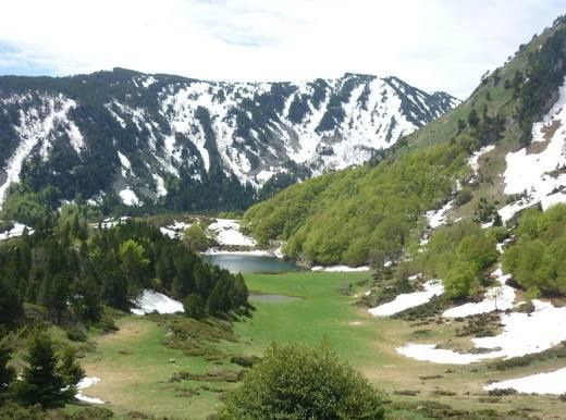 Pyrénées 3 ième étape, Quillan-Pailhères-Plateau de Bonascre