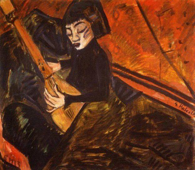 A Genova, &quot&#x3B;Da Kirchner a Nolde. Espressionismo tedesco 1905-1913&quot&#x3B; e i piccoli, dolci &quot&#x3B;finanzieri&quot&#x3B;
