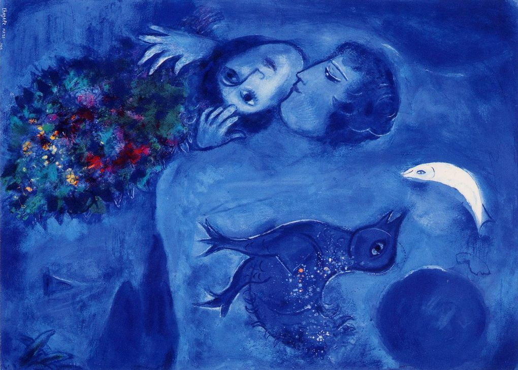 Zucchine ripiene vegetariane e &quot&#x3B;Chagall. Love and Life&quot&#x3B; a Roma