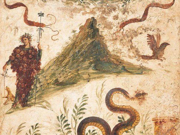 Pomodori ripieni di riso per una cena leggera di fine estate...e Natura, Mito e Paesaggio dalla Magna Grecia a Pompei (VI sec. .C. - I sec d..C.) a Milano
