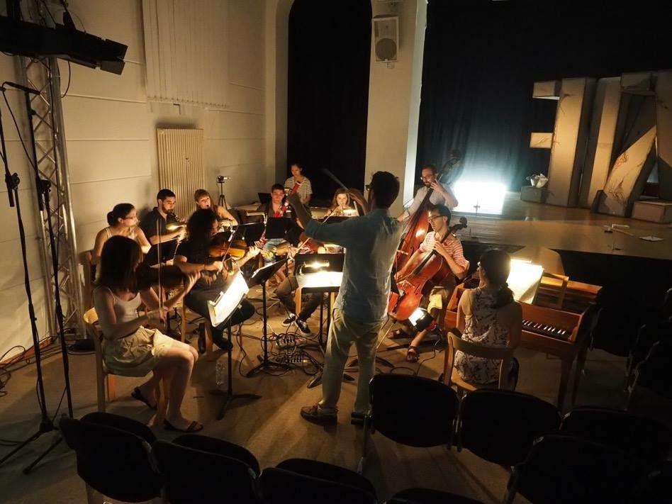 Un mese in Svizzera per cantare -  E un'Insalatina estiva