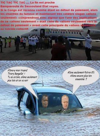 QUELLE TRISTE FIN POUR UN HOMME QUI AVAIT TOUT POUR PARTIR DANS LA DIGNITE COMME DOS SANTOS EN ANGOLA !!