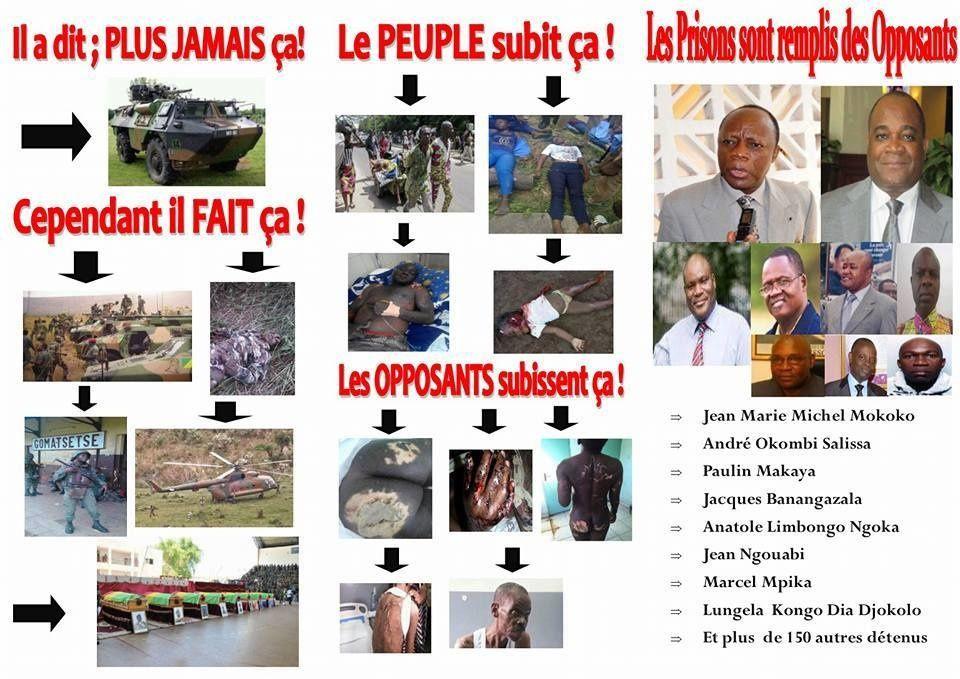 RAPPORT SASSOU FMI/PEUPLE CONGOLAIS: LETTRE DE RAPPEL A MADAME CHRISTINE LARGARDE  !!!