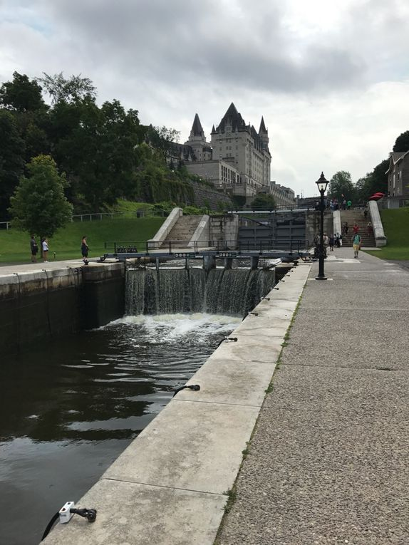 Canada : Jour J+4 - Ottawa - Mont Tremblant