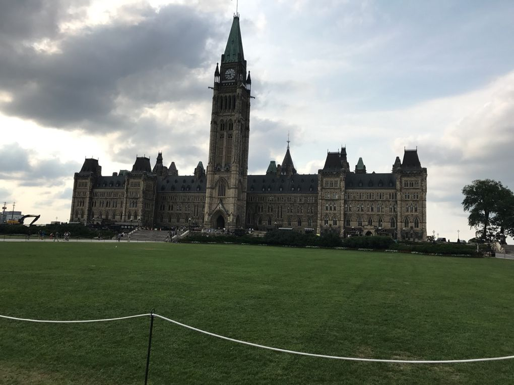 Canada : Jour J+3 - Gananoque - Ottawa