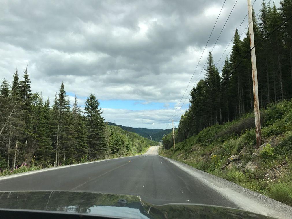 Canada : Jour J+8 - Saguenay - Tadoussac