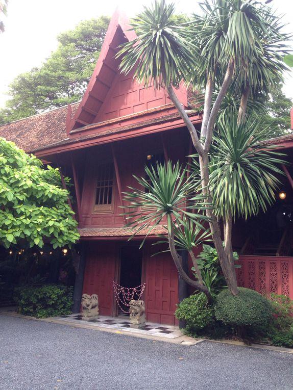 Thaïlande : J+14 : Bangkok