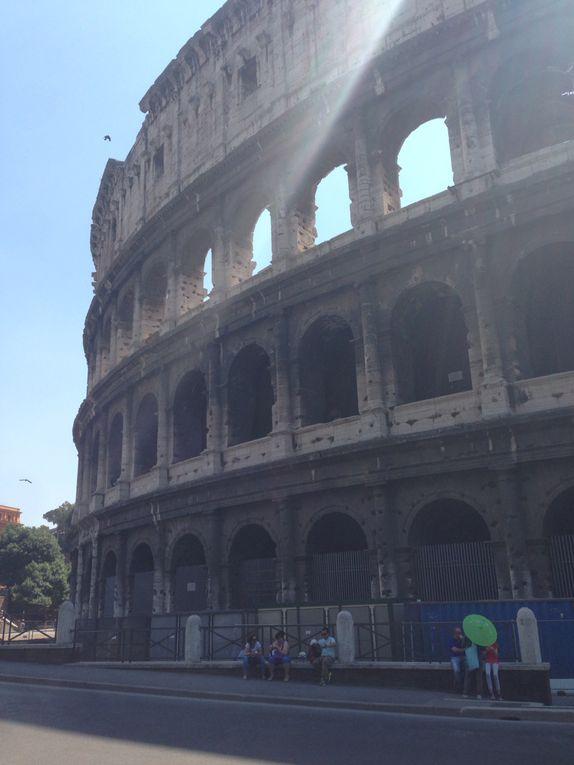 Rome : J+2