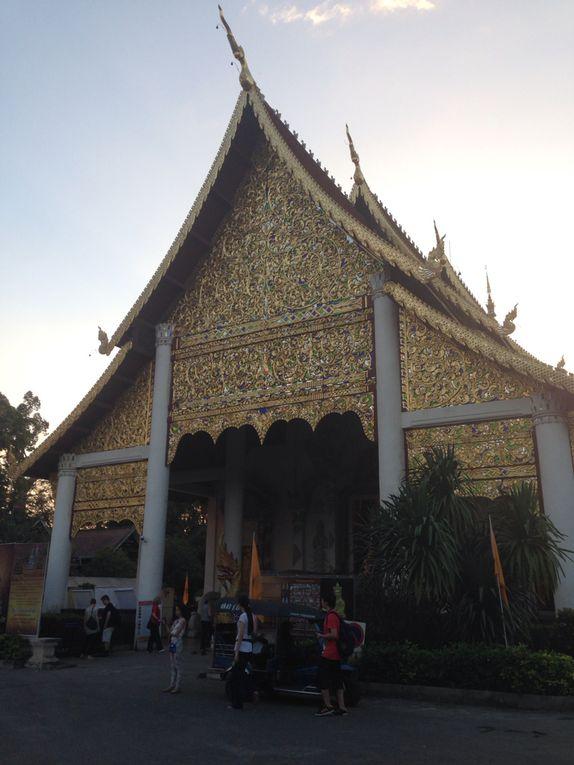 Thaïlande : J+1 et J+2 - Chiang Mai