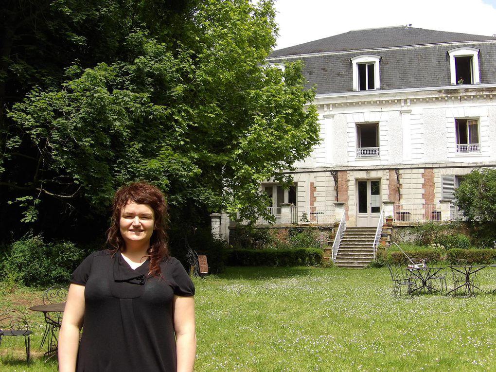 Christine Bolduc et Félicité Chauve: deux conteuses dans la maison Daudet
