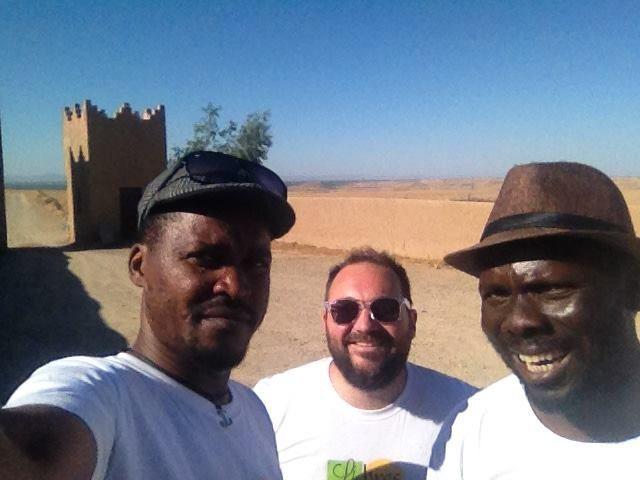 Ils sont au festival du Marrakech du Rire...