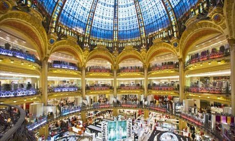 Fashion Party Mode &amp&#x3B; Shopping aux Galeries Lafayette/JJP Event le 15 décembre pour Noël