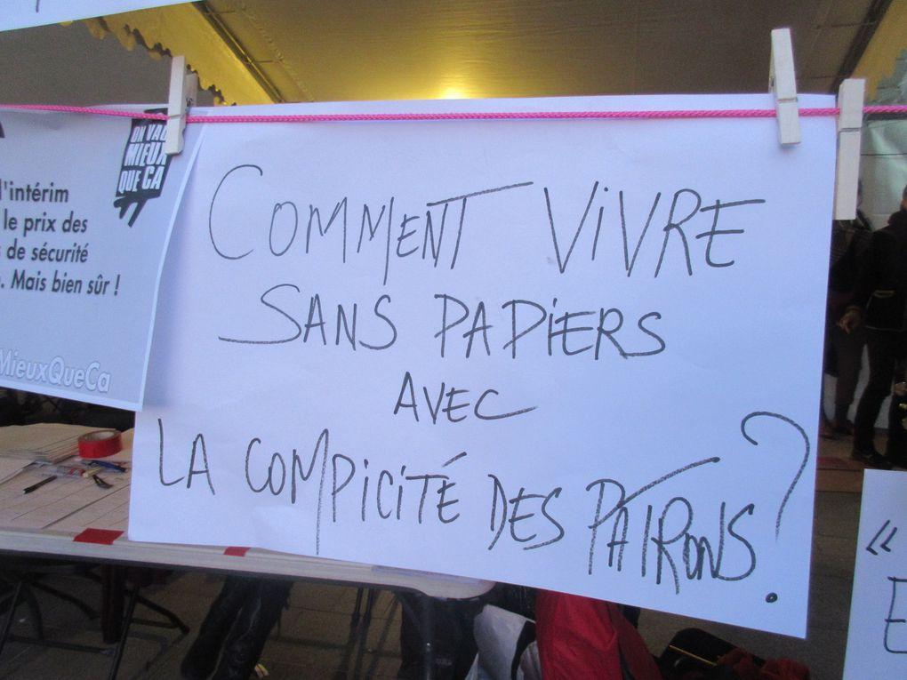 [65 photos] Retour sur la première Nuit Debout de Saint-Denis (13 avril)