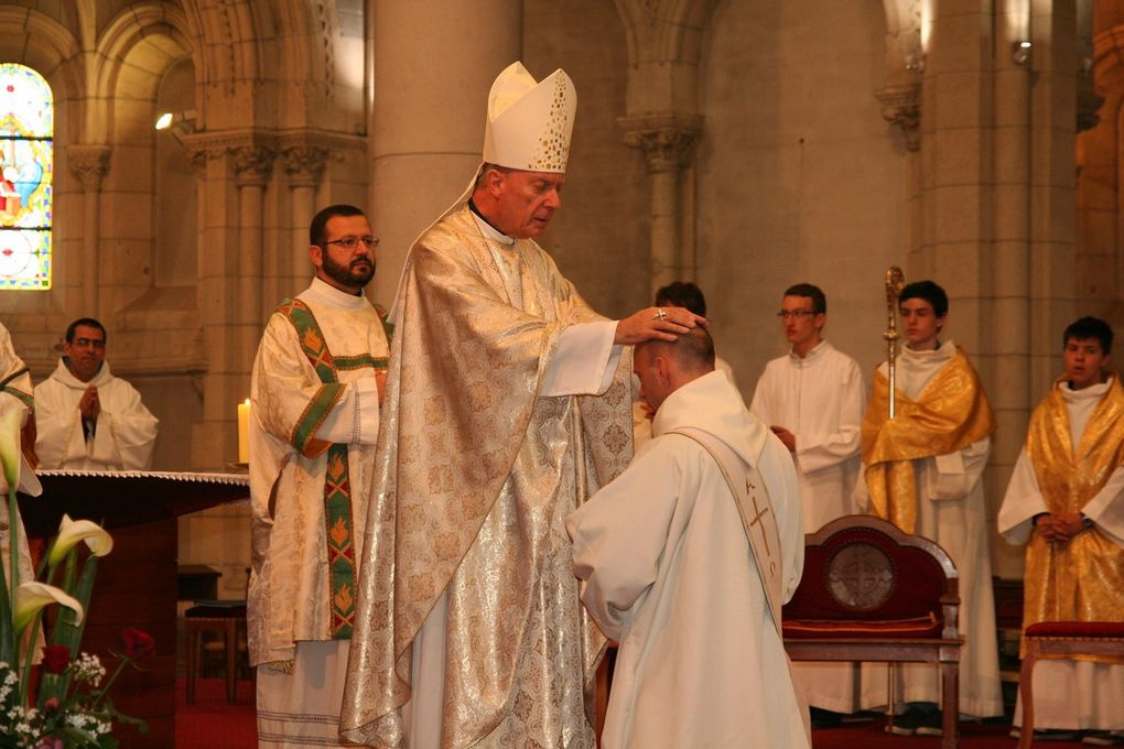 Ascension 2015 - Rassemblement des MA et Ordination