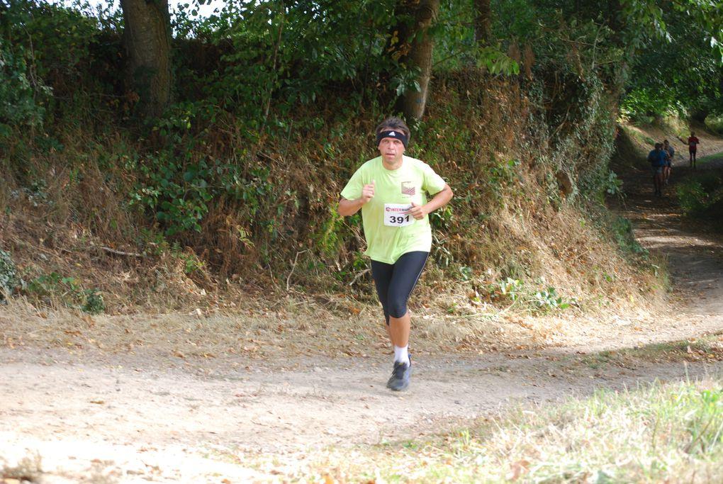 Resultats Trail Begard 2013