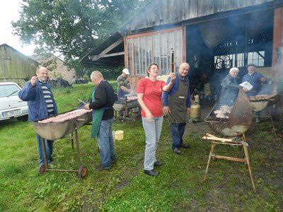 barbecue 10 aout 2014