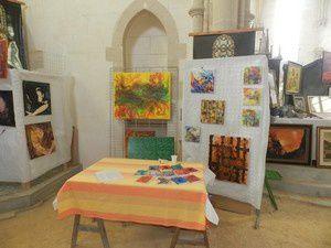 Journée des peintres   8 mai 2015