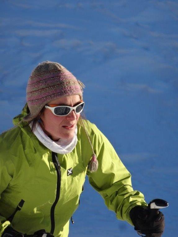Ski de randonnée : Tour de l'Aiguille de la Nova