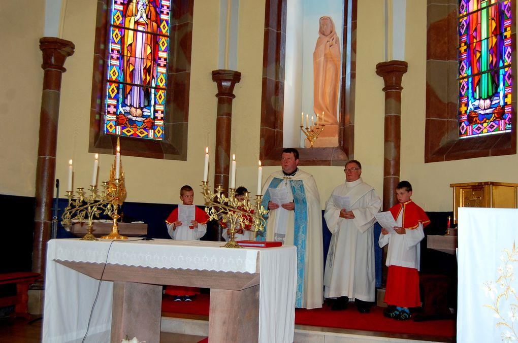 ASSOMPTION: La Vierge fêtée à ND de la confiance
