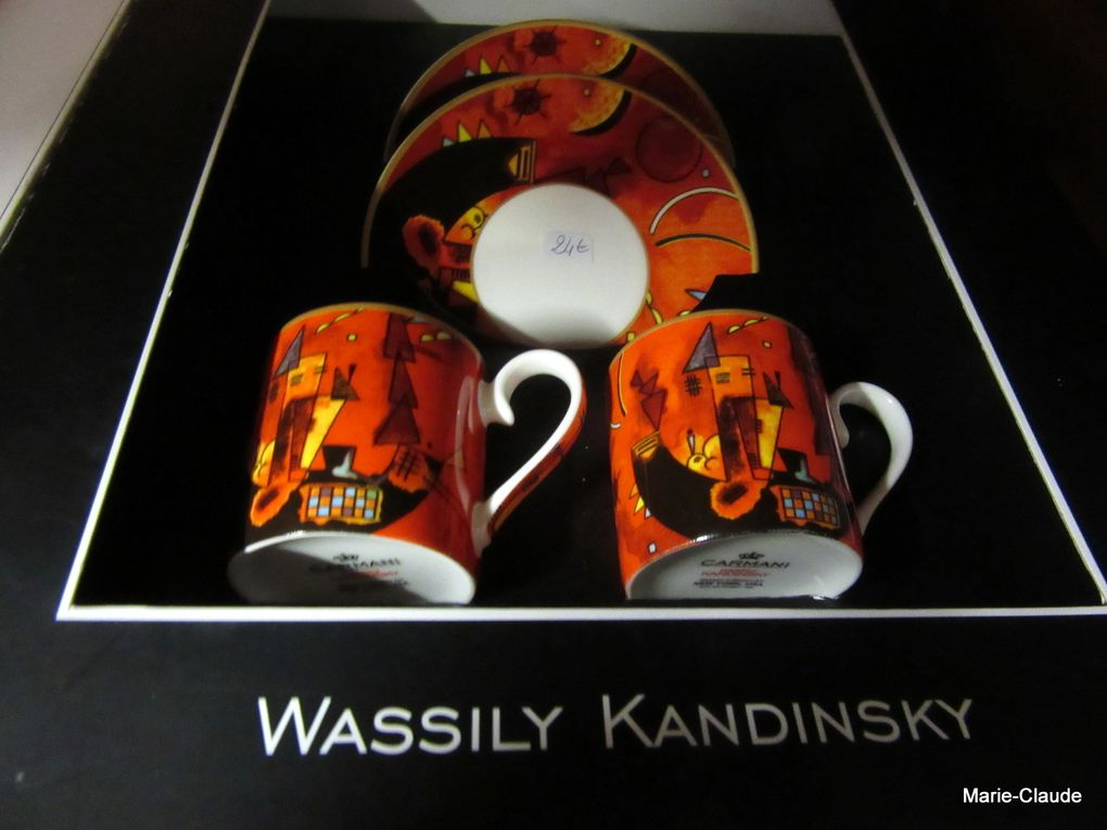 Des mugs Kandinski